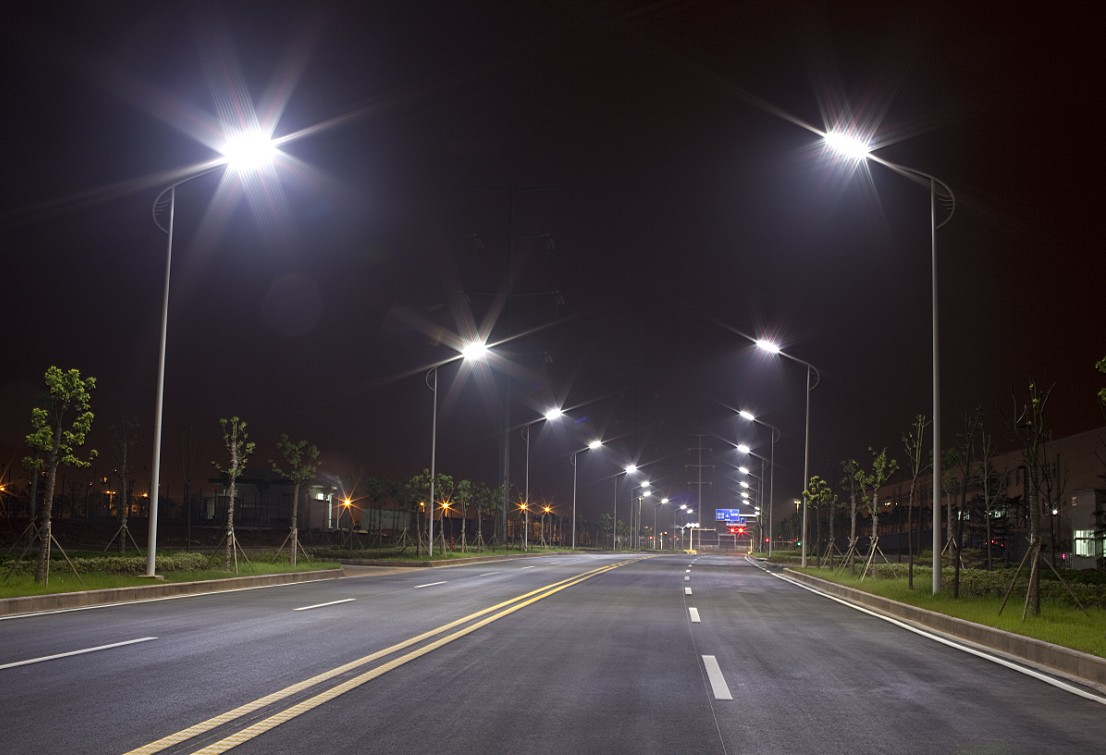 Efficiency Kitchen LED Street Lights from Energy Dynamics Rockville, MD